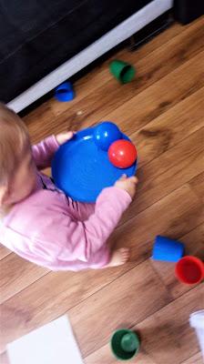 zabawy zręcznościowe dla rocznych dzieci
