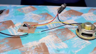 membuat sendiri mini ampli speaker aktif sederhana
