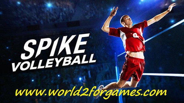 Free Download Spike Volleyball