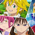 Nanatsu No Taizai: cuarta temporada se estrena en Octubre