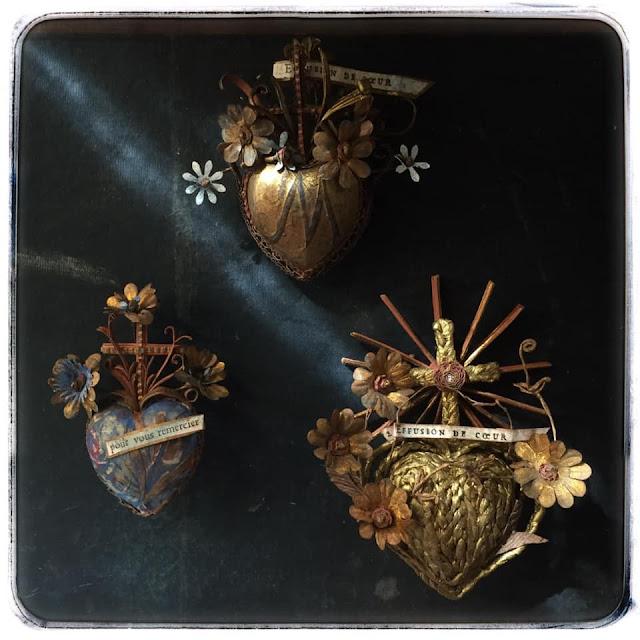 papierowa biżuteria