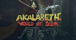 Videojuego Akalabeth World of Doom