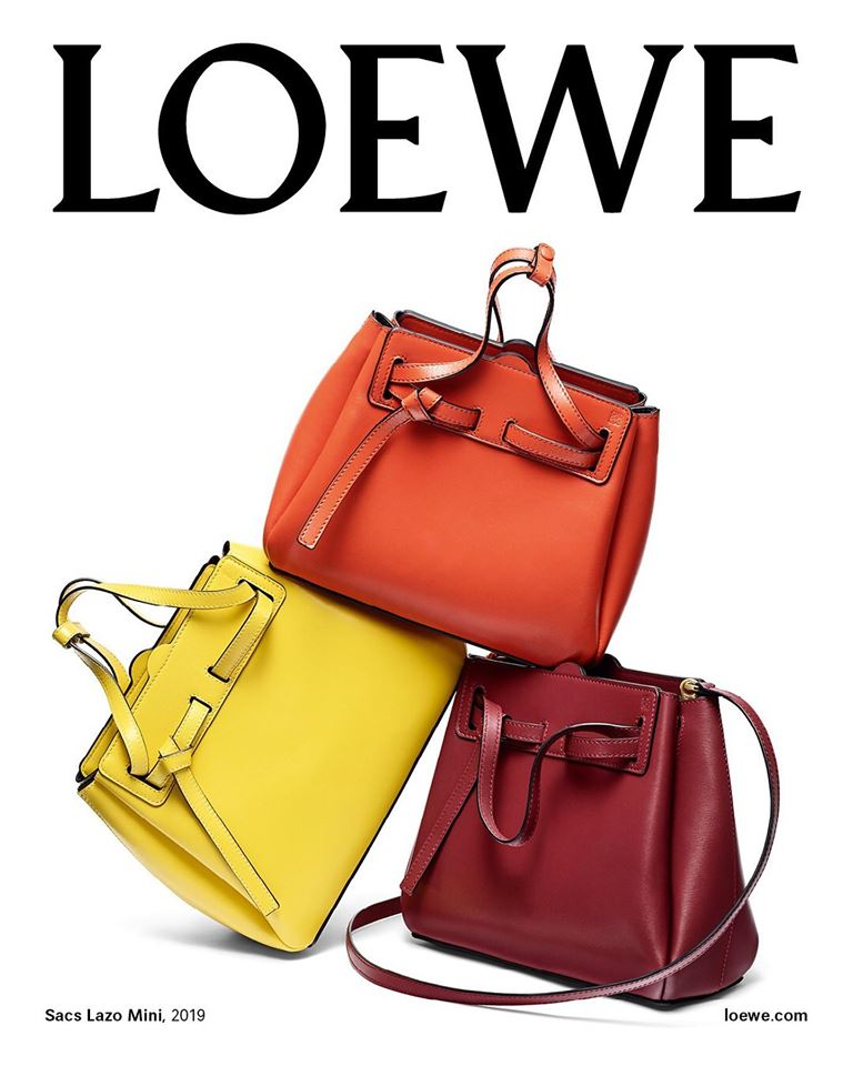 Loewe Spring Summer 2020 Ad Campaign