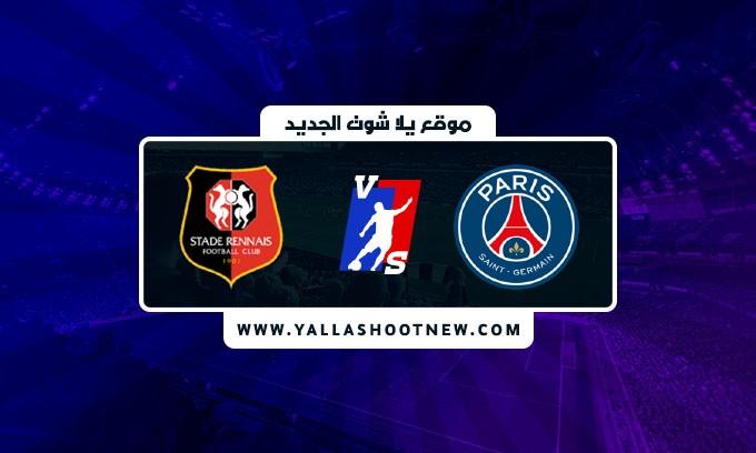 نتيجة مباراة باريس سان جيرمان ور ين اليوم 2021/10/3  في الدوري الفرنسي