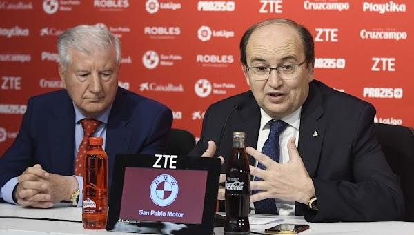 Oficial: Sevilla, Óscar Arias sale el 20 de mayo