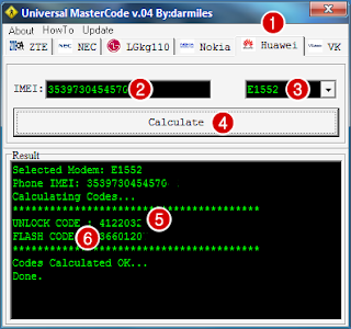 All Modem Unlocker Software Free Download