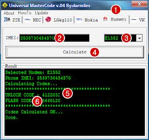 All Modem Unlocker Software Free Download