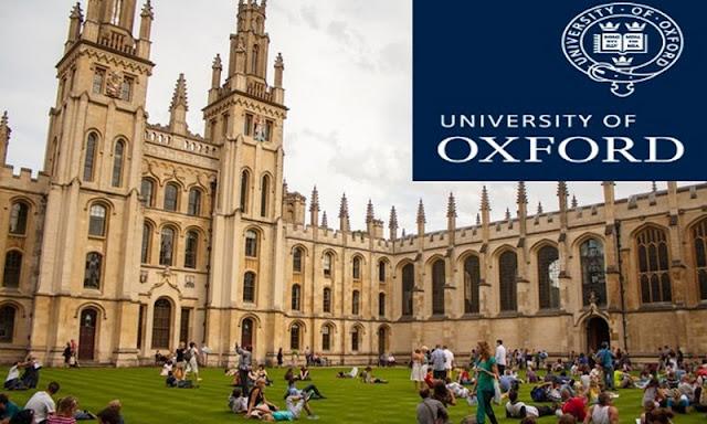 منح ماجستير ممولة بالكامل للطلبة السعوديين في جامعة أكسفورد لعام 2019: آخر موعد للتقديم: 30-09-2019