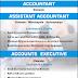 Vacancies | Accountant | Assistant Accountant | Accounts Executive