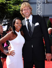 Dirk Norwitzsky and wife....