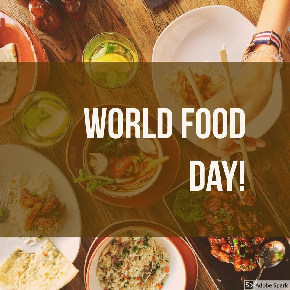 World Food Day Wishes Awesome Picture