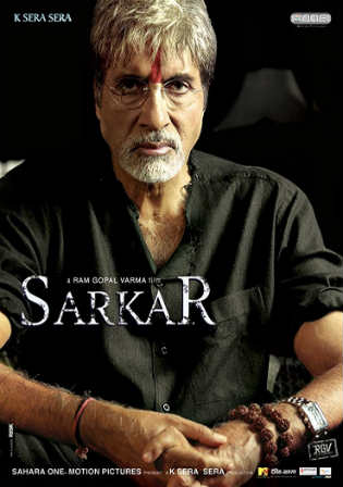 Sarkar 2005 BluRay 850Mb Full Hindi Movie Download 720p Watch Online Free Worldfree4u 9xmovies