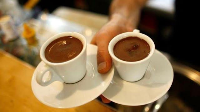 Βαριά φορολογία και στον καφέ!