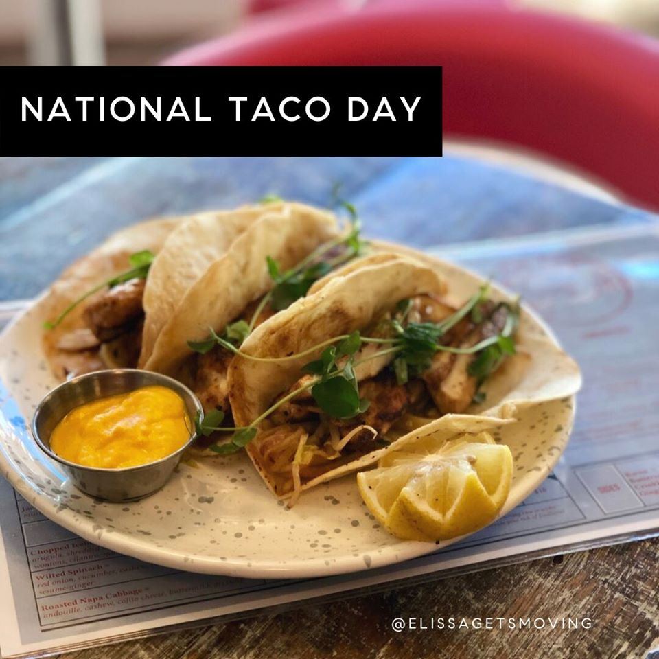 National Crunchy Taco Day Wishes Images download
