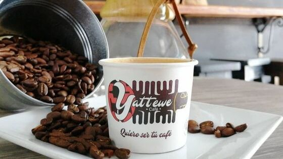 ▶ Café de Colombia para el Mundo: YATTEWE , Quiero ser tu café.