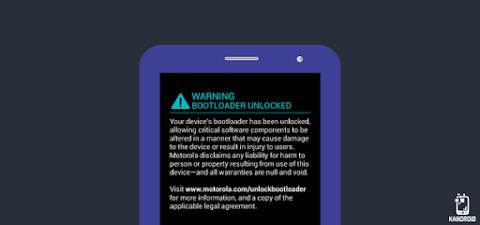 Como desbloquear o Bootloader em aparelhos da Motorola?
