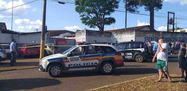 Minas Gerais - Cássio Remis, candidato a vereador em Patrocínio, morre após ser atacado durante live; autor é irmão do prefeito, diz polícia