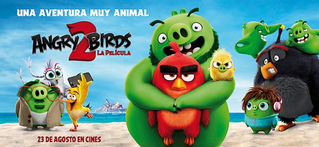 ANGRY BIRDS 2: LA PELÍCULA [LATINO]