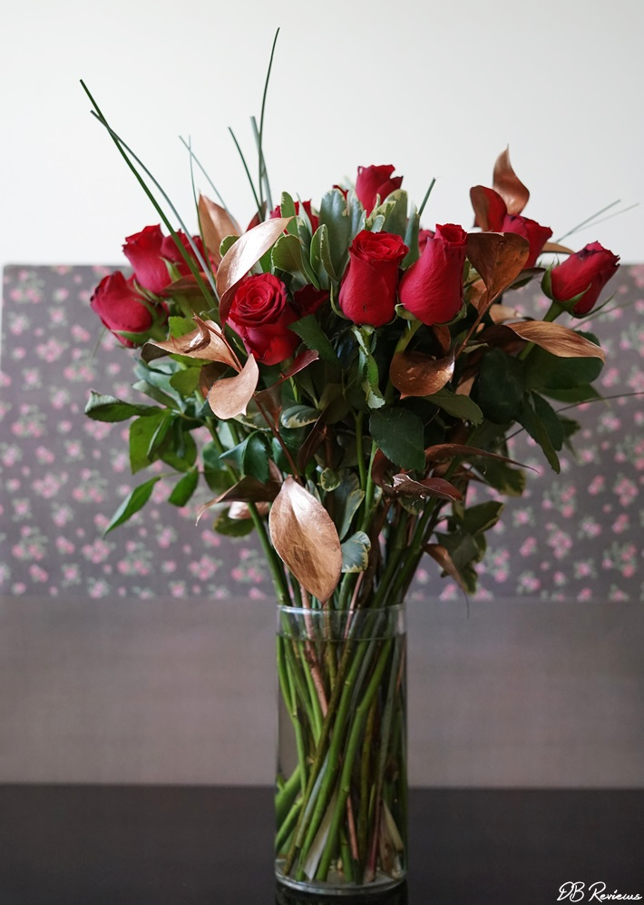 Red Rose Bouquet from Prestige Flowers