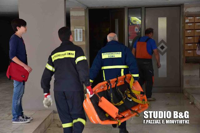 Απανθρακωμένος βρέθηκε 54χρονος σε διαμέρισμα στο Ναύπλιο (βίντεο)