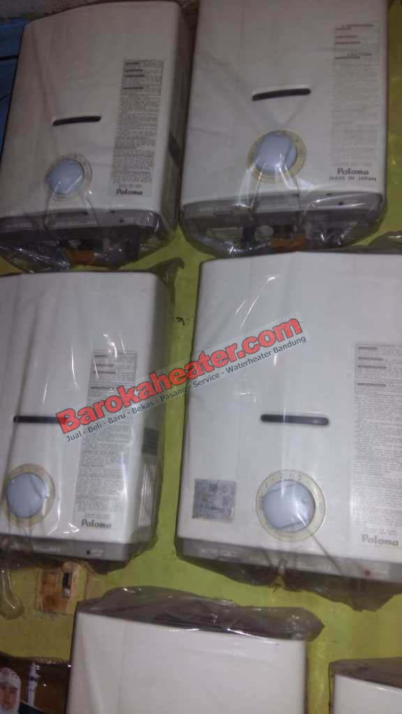 Jual Paloma Produk Water Heater Bekas Bandung