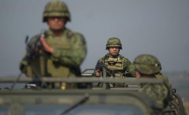 Soldados abaten a 5 Sicarios en un rancho de Doctor Coss, Nuevo León