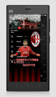 BBM MOD AC Milan Base v3.1.0.13 APK Terbaru 2016 Anti Lemot 1