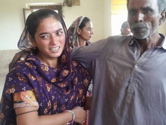 Pakistani Hindus lose daughters to forced Muslim marriages