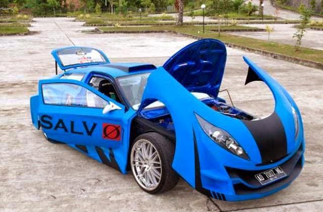 Mobil Honda Estilo Sporty