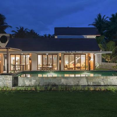 Villa Beach House Batu Karas