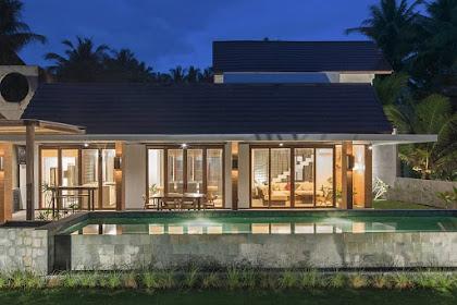 Harga Villa Beach House Batu Karas