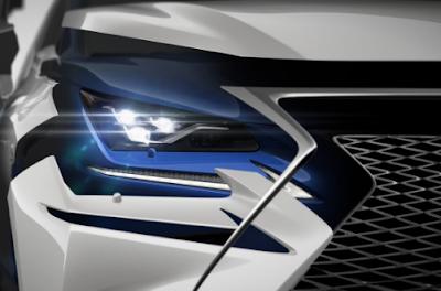 Lexus NX 2018 Terbaru