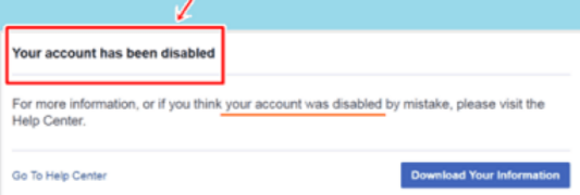 how to recover disabled facebook account [my disabled facebook account]