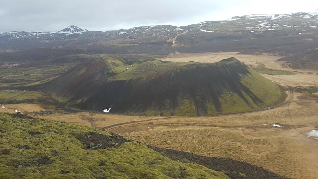 Grabrok Iceland road trip