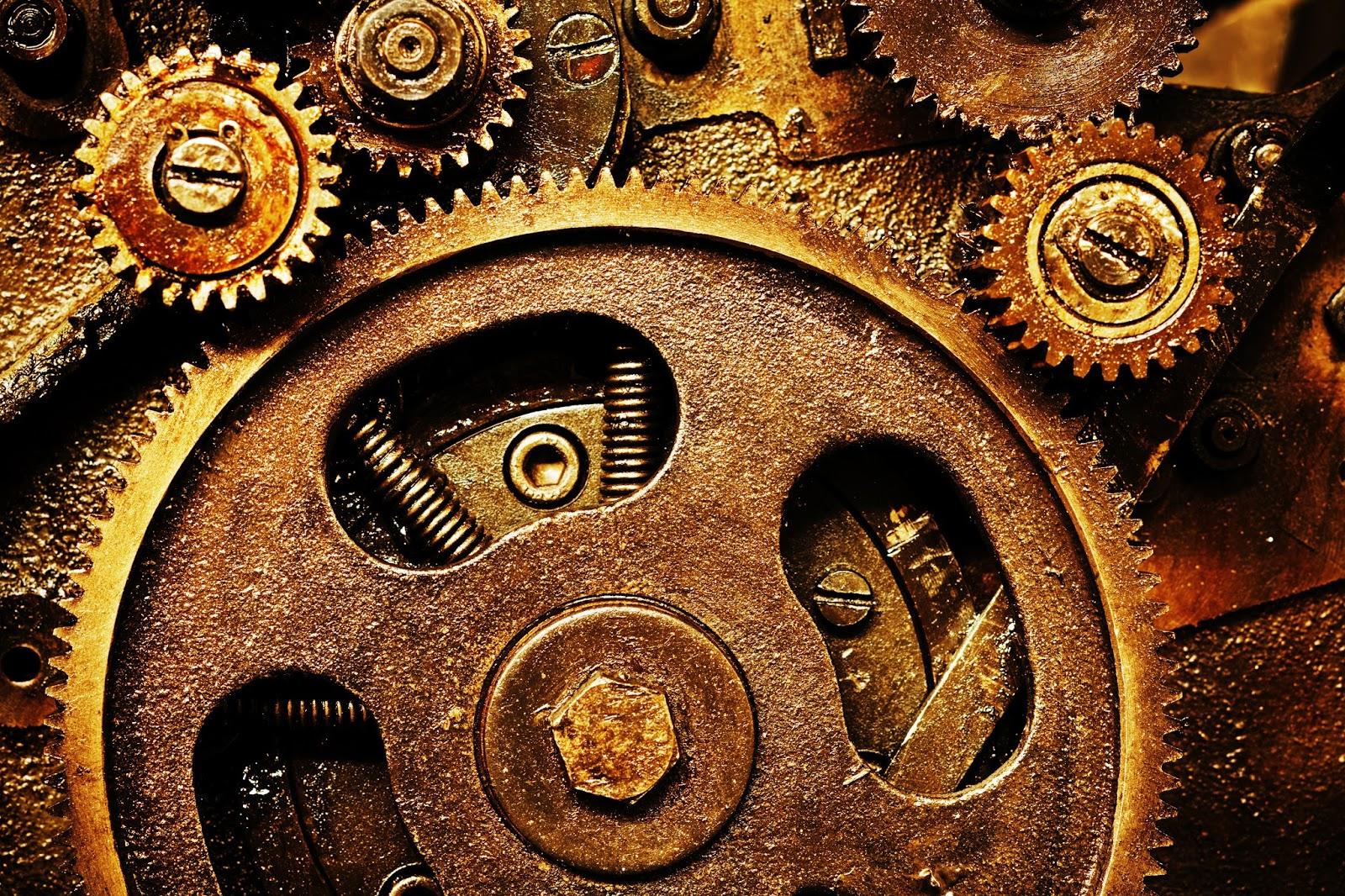 Clockwork Design And Build