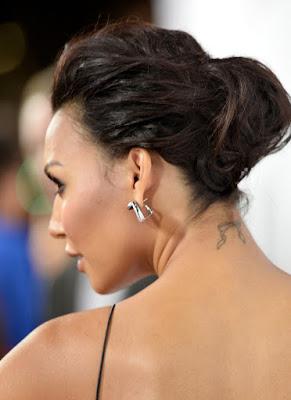 Celebrity Naya Rivera Hairstyle Ideas for Teen Girls