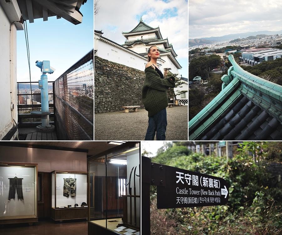 wakayama castle museum kansai