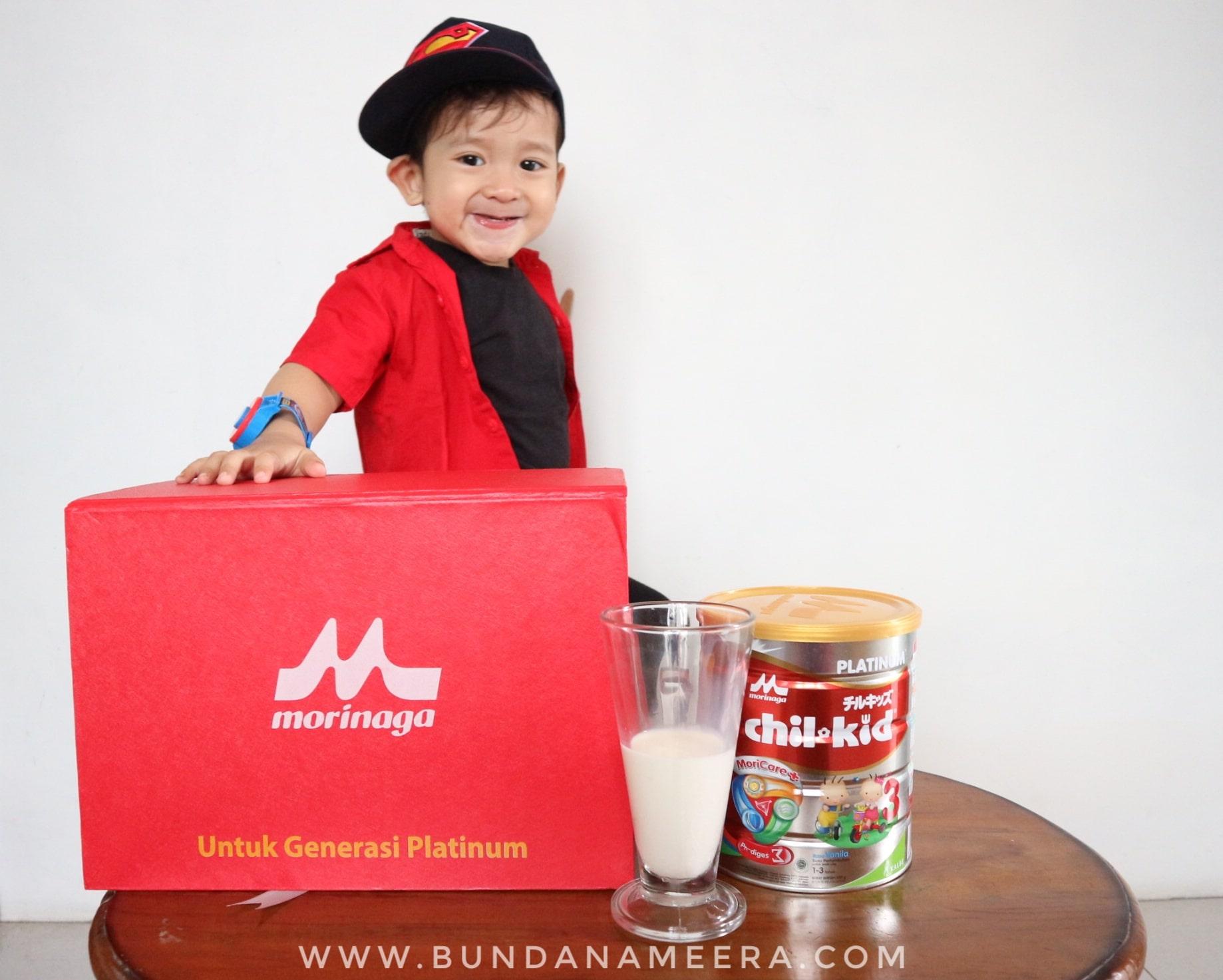 susu pertumbuhan anak yang baik
