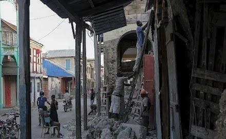 Αϊτή: 2.189 νεκροί  από τον σεισμό