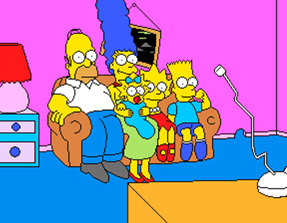 The Simpons Arcade Game 3