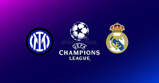 Inter vs Real Madrid Live