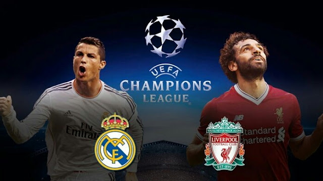 Live Streaming Real Madrid vs Liverpool 27.5.2018 Final UEFA Champions League