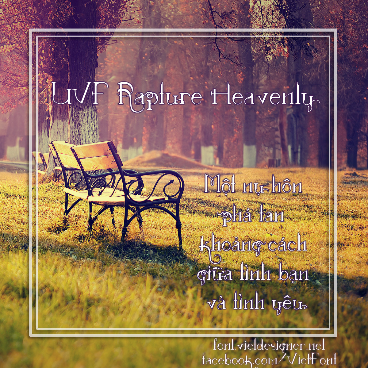 UVF Rapture Heavenly