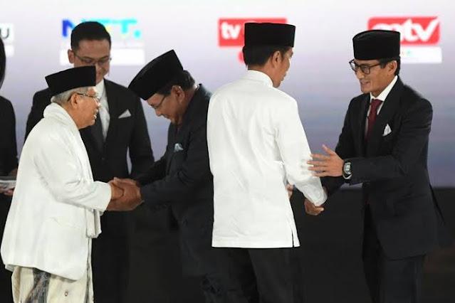 Saiful Anam: Rakyat Kapok karena Prabowo-Sandi Bergabung dengan Lawan Politik