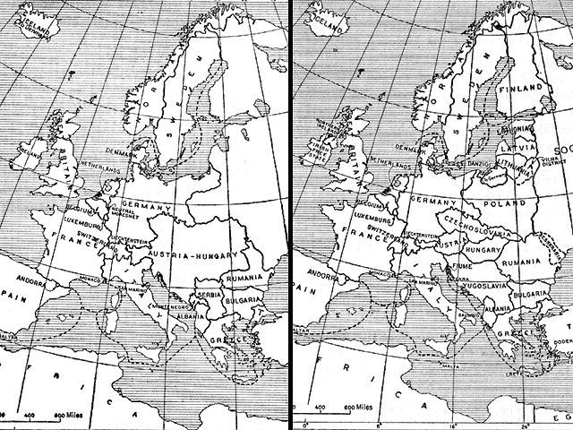 Junho na História - Tratado de Versalhes põe fim à Primeira Guerra Mundial