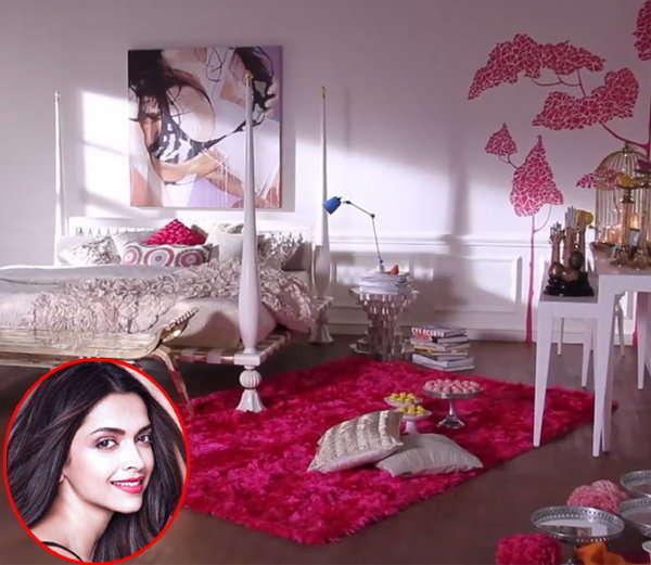 Look At The Inside Photos Of Deepika Padukone's Luxurious ...