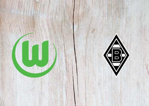 Wolfsburg vs Borussia M'gladbach -Highlights 14 February ...