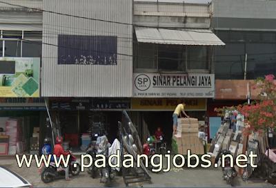 Lowongan Kerja Padang: PT. Sinar Pelangi Jaya April 2018