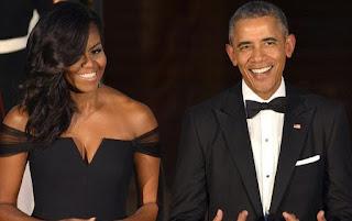 Οι Obama ανακοίνωσαν το επόμενο βήμα τους μετά το Λευκό Οίκο
