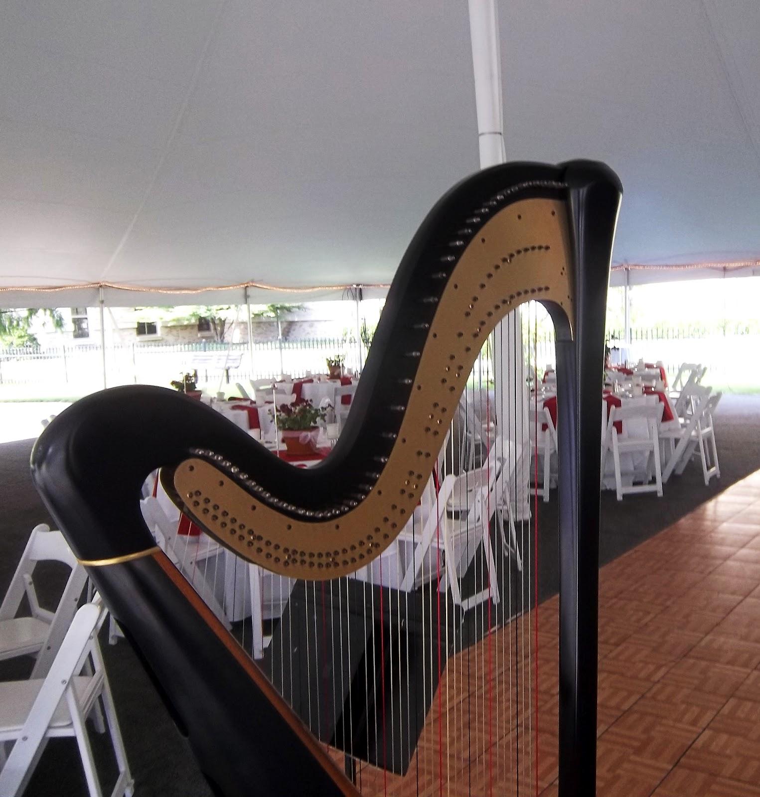 The Classic Harpist: July 2012